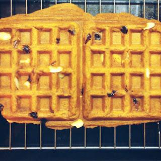 Pumpkin Waffles.