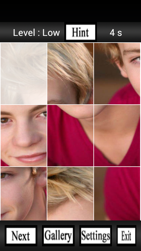 Ross Lynch Puzzle Free - screenshot