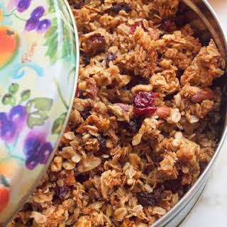 Homemade Granola With Quick Oats Recipes.