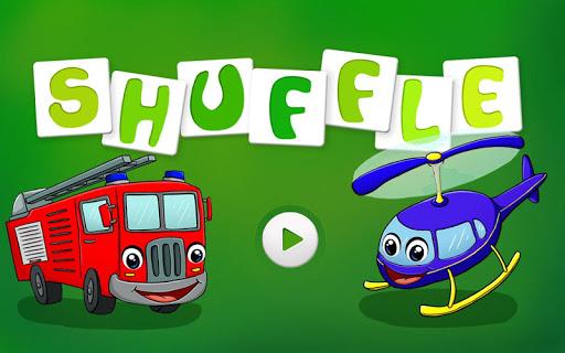 Shuffle - pojazdy