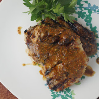 Sesame Honey Mustard Pork