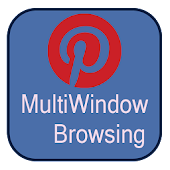 Pinterest MultiWindow Browsing