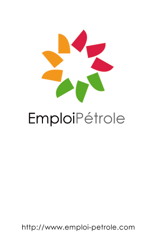 EmploiPétrole - screenshot