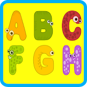 ABC Words for Kids Flashcards