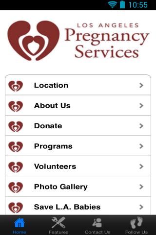 Los Angeles Pregnancy Services