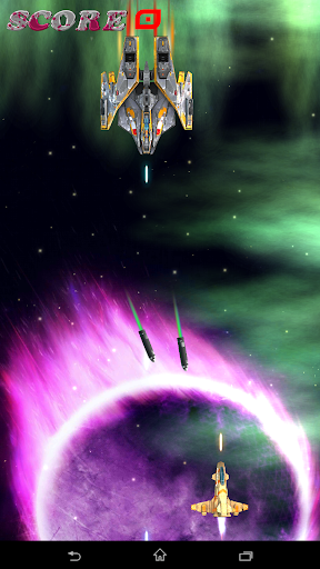 【免費動作App】Galaxy Shooter-APP點子