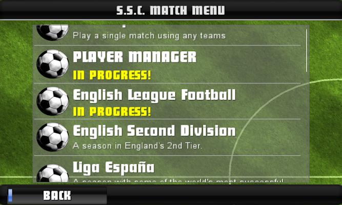 Super Soccer Champs - screenshot
