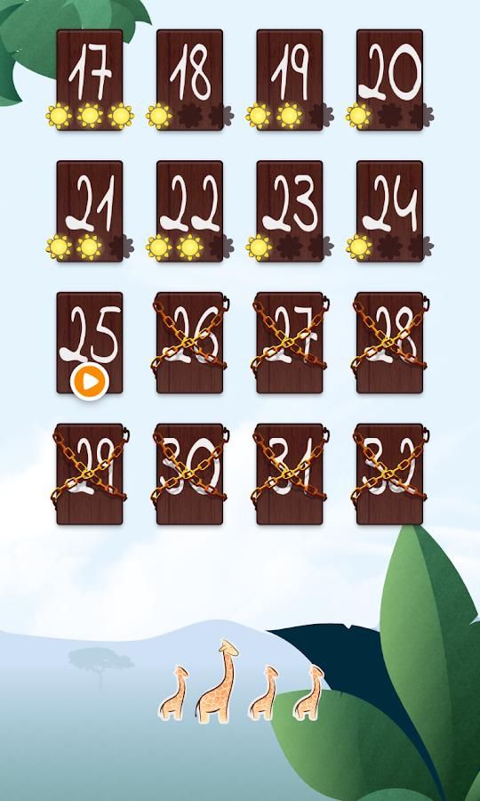 Android Giraffpanic Oyunu Resimler