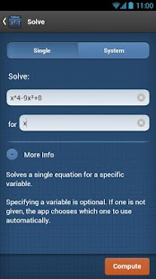 Algebra Course Assistant Screenshot 4