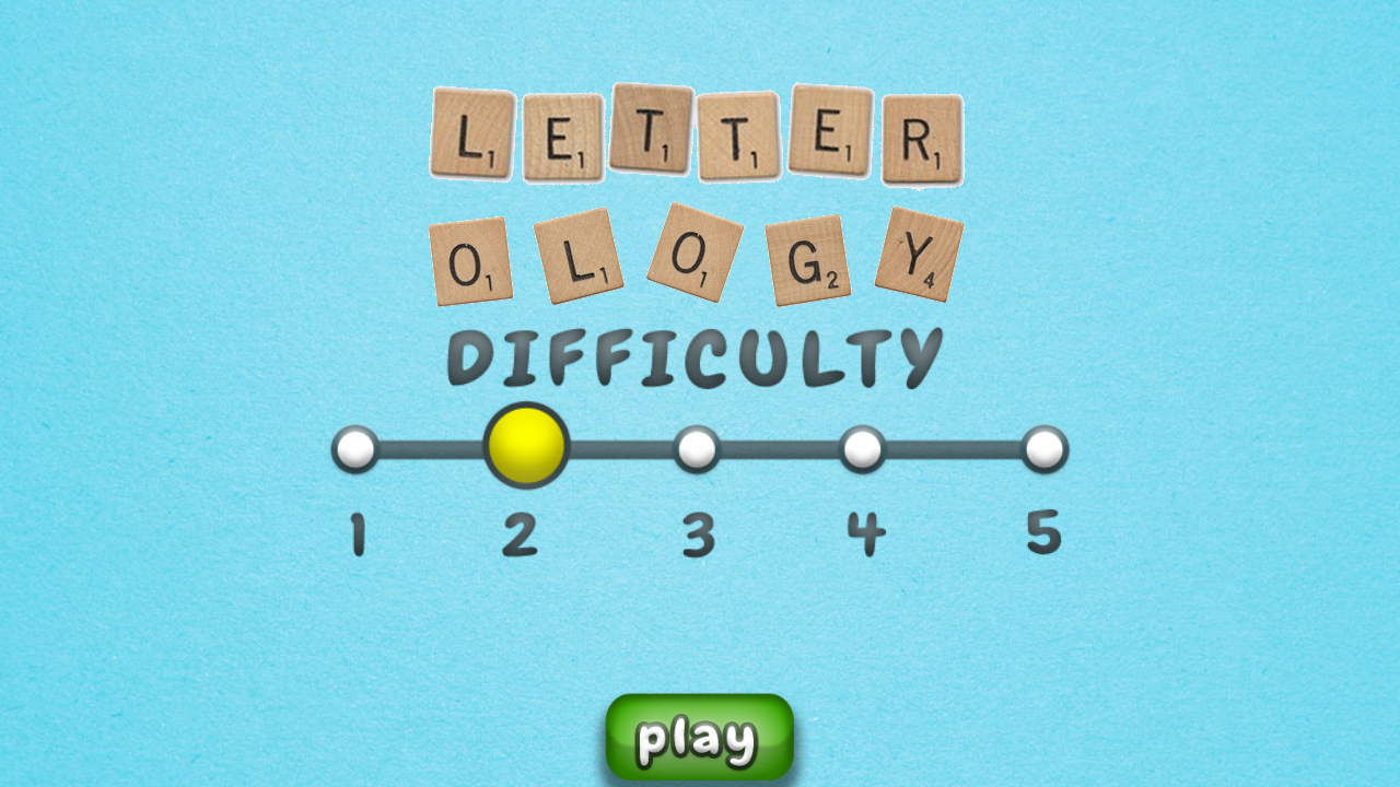 Letterology - screenshot