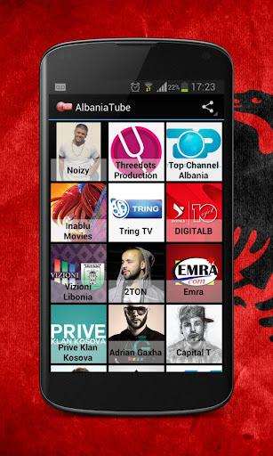 Albania Tube