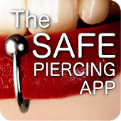 The Safe Piercing app