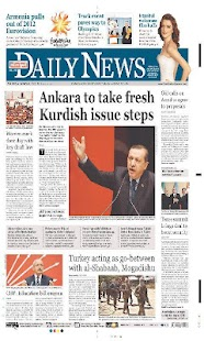 Turkey Newspaper - screenshot thumbnail
