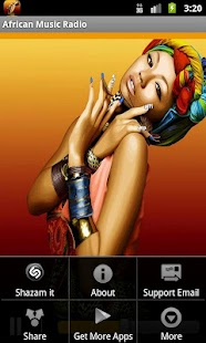 African Music Radio- screenshot thumbnail