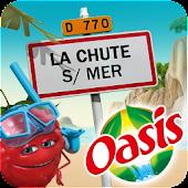 La chuuute sur mer by Oasis
