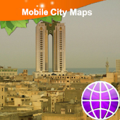Tripoli Street Map
