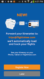 FlightView – Flight Tracker - screenshot thumbnail