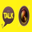 Kakao Pics (save profile pics) logo
