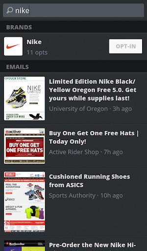 【免費購物App】OptHub BrandMail-APP點子
