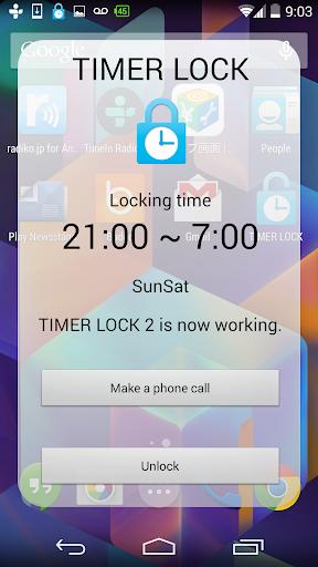 Smartphone addictionTimerlock2
