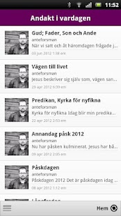 Andakt i vardagen- screenshot thumbnail