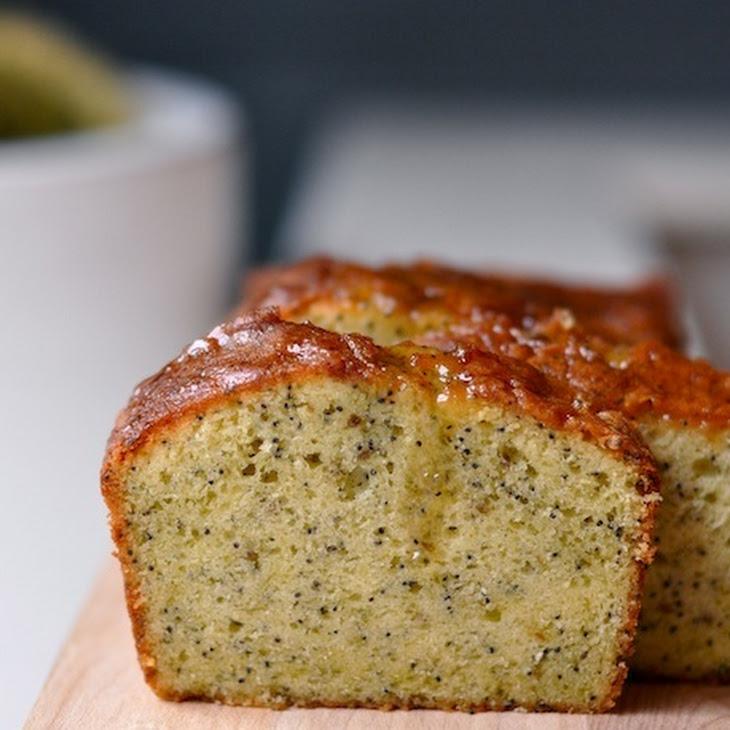 Lemon Seed Cake