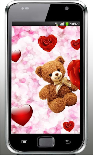 Lovely Bears HD Live Wallpaper