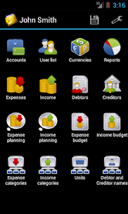 Home Bookkeeping - screenshot thumbnail