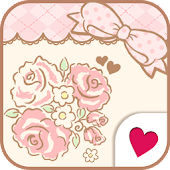 Cute wallpaper★Romantic Rose