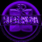 NEXT LAUNCHER THEME SUPNOVApur icon