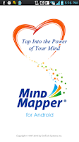 Screenshot of MindMapper