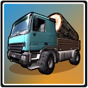 Truck Delivery 3D icon
