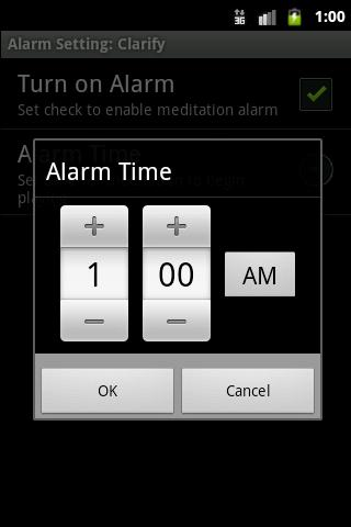 Refresh and Renew Meditation- screenshot
