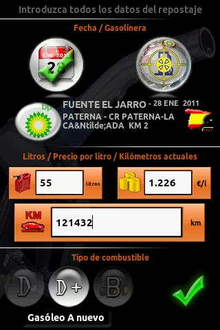 Gasolina Barata Z-GasoRedux - screenshot