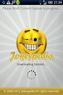 Jokespedia - Funny Jokes App- screenshot thumbnail