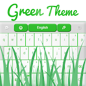 Keyboard Green Theme