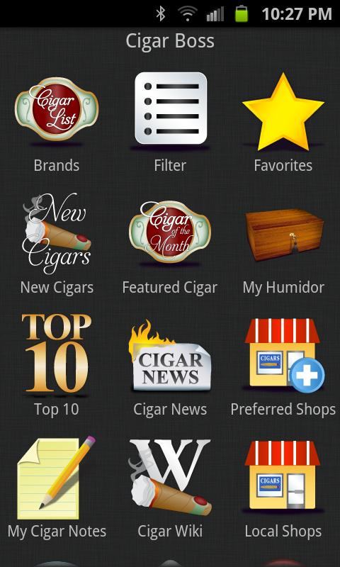 Cigar Boss Pro- screenshot