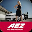 AEZ Wheels Configurator icon