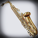 Virtual Saxophone icon