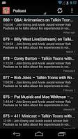 Screenshot of Talkin' Toons