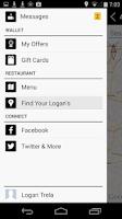 Screenshot of Logan's Roadhouse