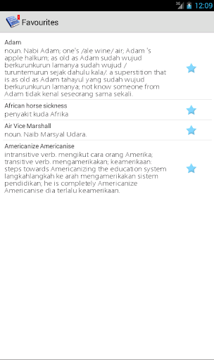 【免費書籍App】English Malay Dictionary Pro-APP點子