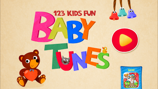 123 Kids Fun BABY TUNES - Educational Music Games- screenshot thumbnail