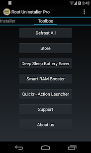 Root Uninstaller Pro v8.3 Mod APK 5