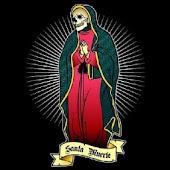 Santa Muerte 3D LWP