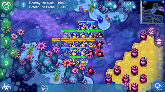 Amoebattle Screenshot 16