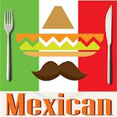 Mexican Recipes Free App