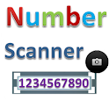 Number Scanner icon