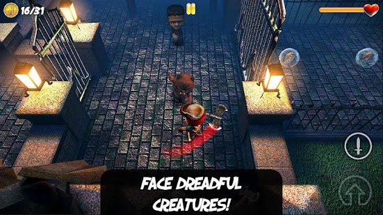 Clash of Puppets hack n slash - screenshot thumbnail