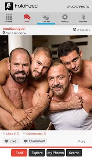 Daddyhunt: Gay Dating- screenshot thumbnail